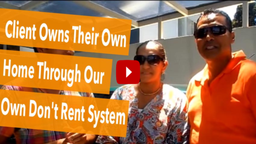 own dont rent system